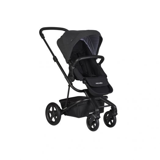 EHA20001 Carucior Harvey2 Night Black Easywalker Negru