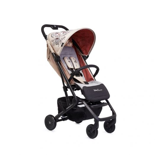 EDX10002 Carucior Disney Buggy XS Minnie Ornament Easywalker Crem
