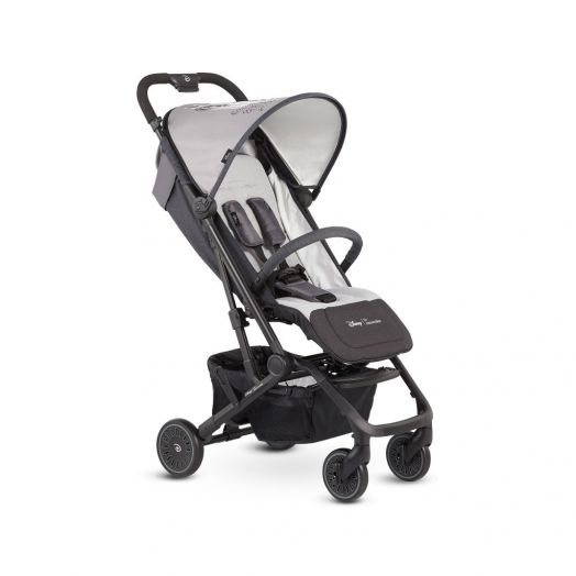 EDX10004 Carucior Disney Buggy XS Mickey Shield Easywalker Gri deschis