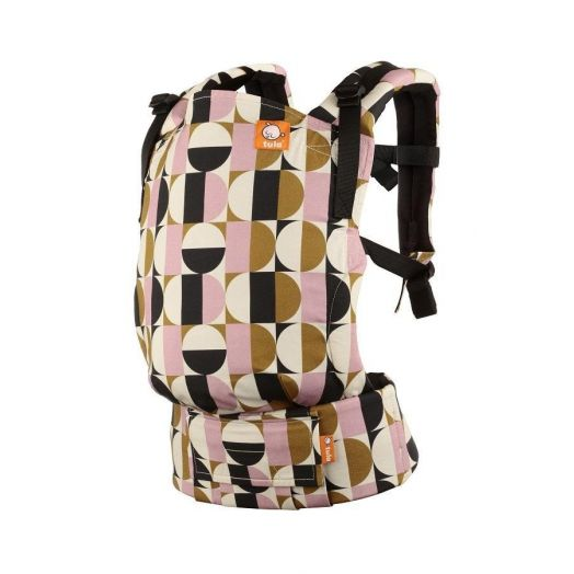 TBCA7G76 Marsupiu Tula Free-to-Grow Carrier Lovely Baby Tula Multicolor