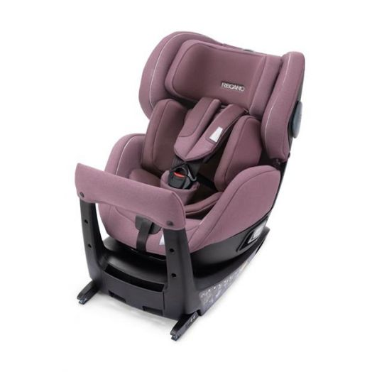 89025330050 Scaun Auto Rear Facing i-Size 0-4 ani Salia Prime Pale Rose RECARO Roz